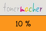 Tonermacher 10 Prozent Gutscheincode