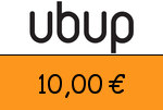 Ubup 10,00 Euro Gutscheincode