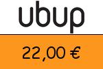 Ubup 22,00 Euro Gutscheincode