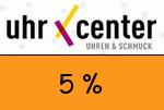 Uhrcenter 5 Prozent Gutscheincode
