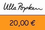 Ulla-Popken 20 € Gutscheincode