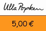 Ulla-Popken 5,00€ Gutscheincode