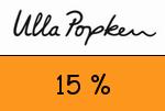 Ulla-Popken 15 % Gutscheincode