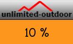 Unlimited-Outdoor 10 Prozent Gutscheincode
