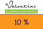 Valentins 10 Prozent Gutschein