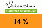 Valentins 14 Prozent Gutscheincode