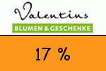 Valentins 17 Prozent Gutscheincode