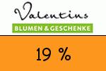 Valentins 19 Prozent Gutscheincode