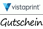 Rabatt bei Vistaprint
