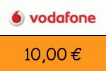 Vodafone 10,00 Euro Gutschein