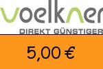 Voelkner 5,00€ Gutscheincode