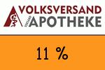 Volksversand-Versandapotheke 11 Prozent Gutscheincode