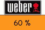 Weber 60% Gutschein