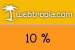 Webtropia 10 Prozent Gutscheincode
