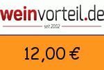 Weinvorteil 12,00 Euro Gutscheincode