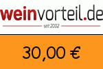 Weinvorteil 30,00€ Gutscheincode