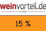 Weinvorteil 15 % Gutscheincode