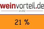 Weinvorteil 21 Prozent Gutschein