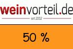 Weinvorteil 50 % Gutscheincode