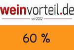 Weinvorteil 60% Gutschein