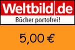 Weltbild 5,00€ Gutscheincode