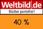 Weltbild 40 Prozent Gutschein