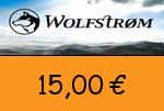Wolfstrom 15 Euro Gutschein