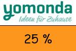 Yomonda 25 Prozent Gutscheincode