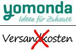 Versandkostenfrei bei Yomonda