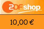 ZDF-shop 10,00 Euro Gutscheincode