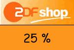 ZDF-shop 25 Prozent Gutschein
