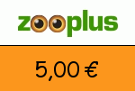 Zooplus 5,00€ Gutscheincode