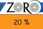 Zoro 20 Prozent Gutscheincode