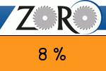 Zoro 8 Prozent Gutscheincode