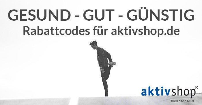 Aktivshop Gutscheincode