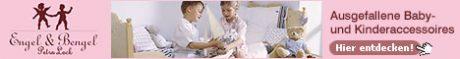 Engelundbengel.com Gutschein für ausgefallene Baby- und Kinderaccessoires