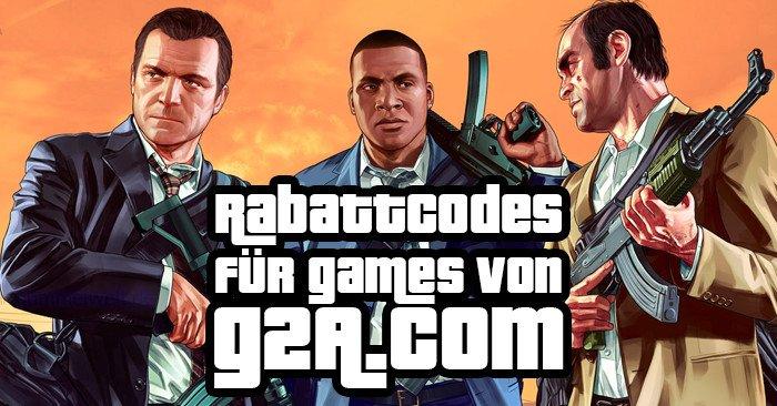 G2A Rabatt-Codes
