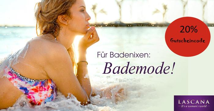20% Lascana Gutscheincode für Bikinis