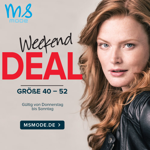 Weekend-Deals bei MS-Mode