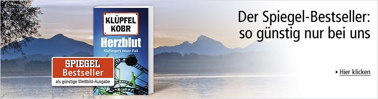 Rabatte auf die Spiegel Bestseller bei Weltbild.de