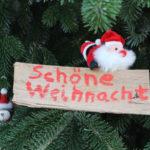 Gutscheine für nach Weihnachten